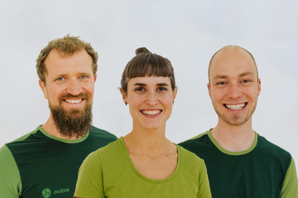 Team der do&be TRAINING GmbH