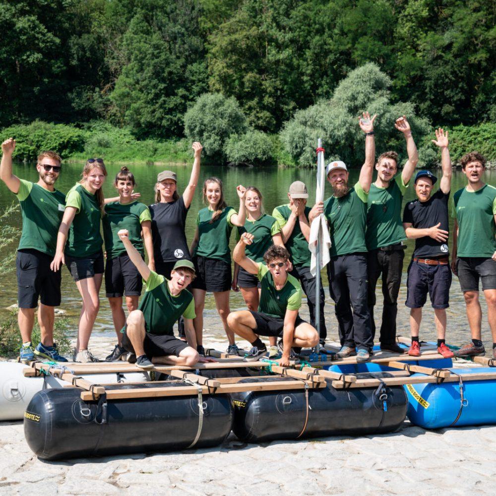 Team-Event Incentive Betriebsausflug Erlebnispädagogik Team