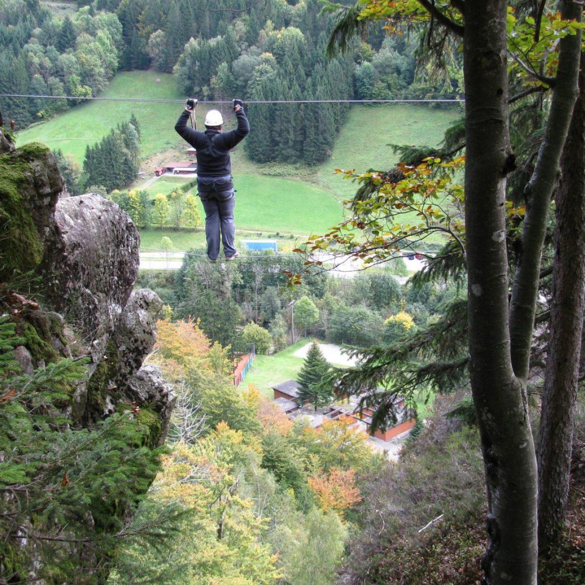 Klettersteigkurs für Anfänger Einzelbucher